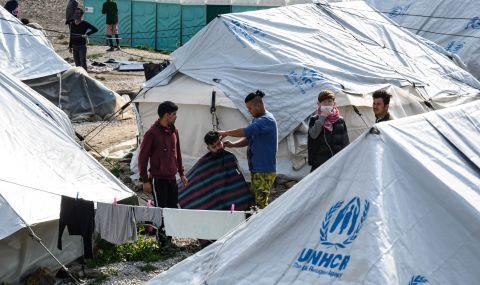 Гърция ваксинира мигрантите