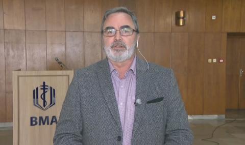 Д-р Ангел Кунчев е против масовия скриниг за COVID-19