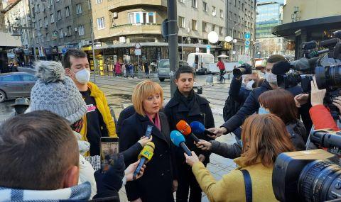 Манолова: Борисов удължава
