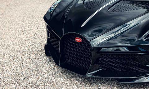 Официално: Bugatti представи финалната версия на La Voiture Noire  - 8