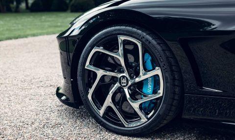 Официално: Bugatti представи финалната версия на La Voiture Noire  - 3