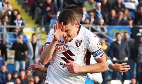 Ман Юнайтед и Ливърпул влизат в битка на трансферния пазар за италиански национал