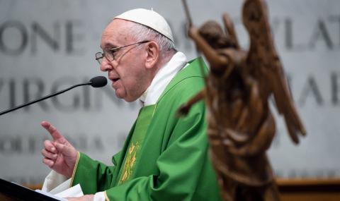 Папа Франциск отказа аудиенция на Майк Помпео