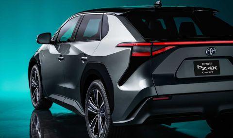 Toyota показа електрически SUV с интересен дизайн - 3