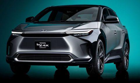 Toyota показа електрически SUV с интересен дизайн - 2