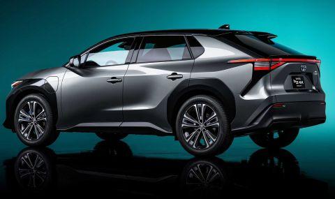 Toyota показа електрически SUV с интересен дизайн - 6
