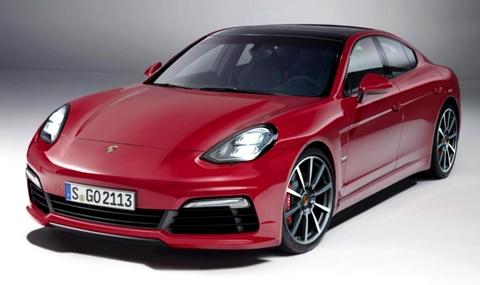 Малката Panamera ще бъде базирана на Audi A6