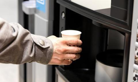 Машини за кафе във Ветово съветват за кого да се гласува