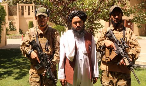 Системата на талибаните е обречена на провал - 1