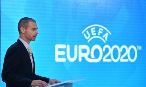 Чеферин: Не ме е страх за бъдещето на футбола
