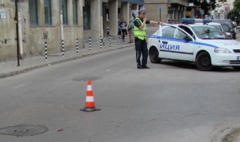 Шофьор блъсна и уби пешеходка в Плевен