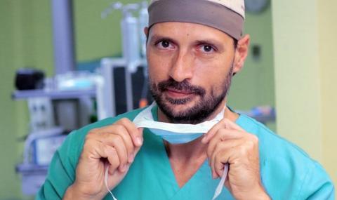 Д-р Емануил Найденов: Не се страхувайте, на този вирус му е изпята песента