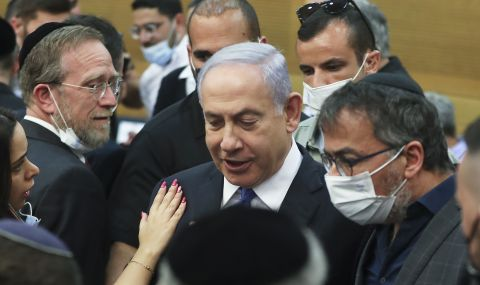 Нетаняху се опитва да блокира новата управляваща коалиция