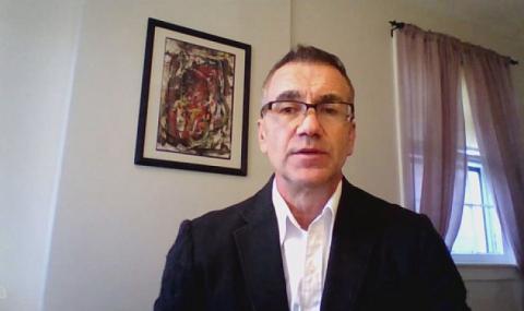 Йонко Мермерски пред Фрог: Стресират хората с непрекъснатите съобщения за починали