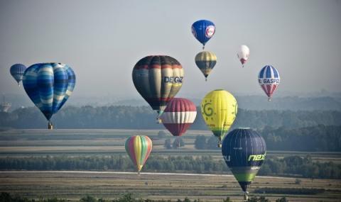 Нов балон ще превозва туристи до Космоса