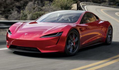 Доставките на Tesla Roadster се отлагат отново - 1