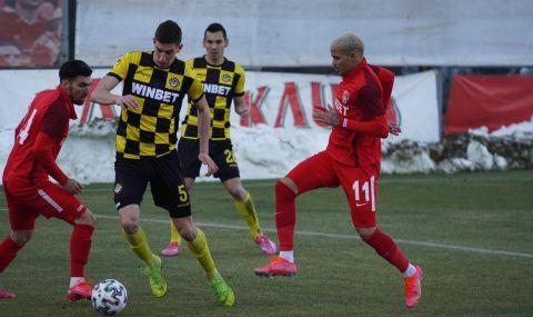 Царско село и Ботев Пловдив не успяха да се победят