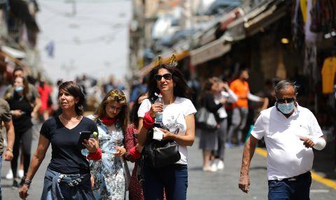 Израел върна носенето на маски на закрито - 1
