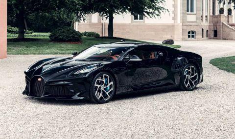 Официално: Bugatti представи финалната версия на La Voiture Noire  - 7