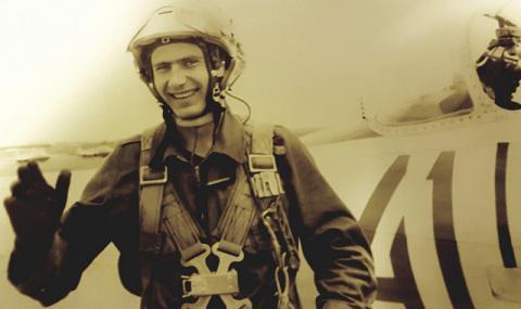 Ето как военен пилот от резерва отговори на Бойко Борисов