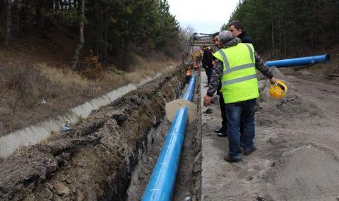Спасителният водопровод към Перник още е незаконен