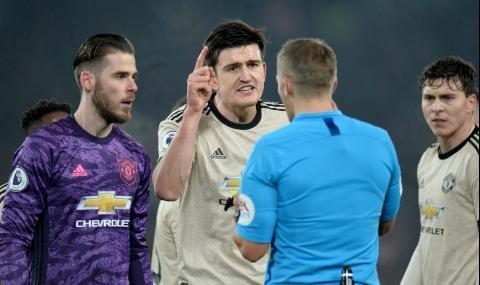 Английската футболна асоциация повдигна обвинение на Манчестър Юнайтед