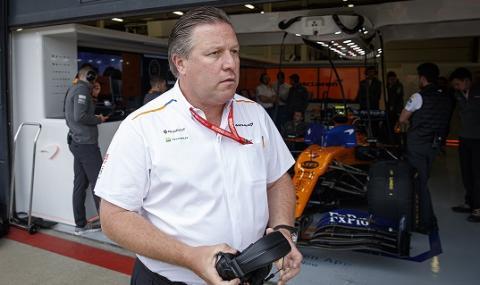 Босът на Макларън: Можем и без Ферари във Формула 1
