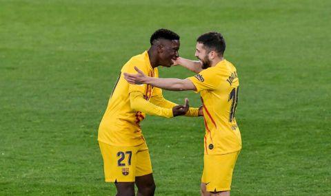 Лоши новини на Барселона: Двама са с COVID-19