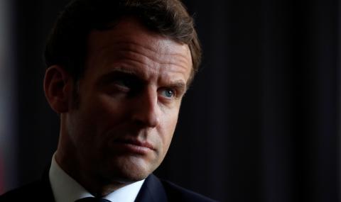 Макрон призна: Франция не бе подготвена за вируса