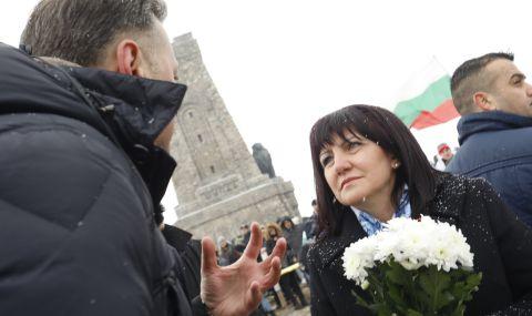 Караянчева от връх Шипка: Трябва да преосмислим действията си