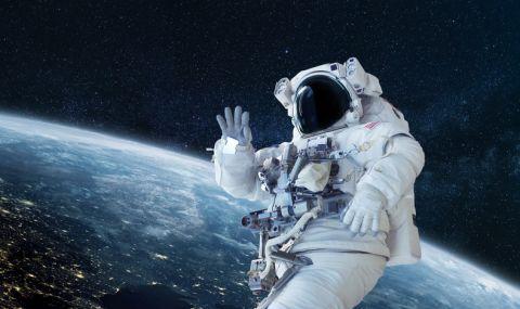 Космонавти изхвърлиха боклуци в открития Космос - 1