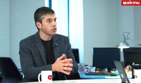 Росен Миленов за ФАКТИ: Борисов е върхът на корупцията, а Радев - върхът на лицемерието - 1