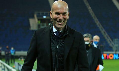 Бивш играч на Реал Мадрид: Зидан не получава признанието, което заслужава