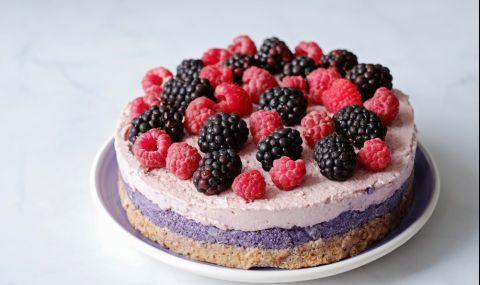 Рецепта на деня: Сладоледена торта без захар