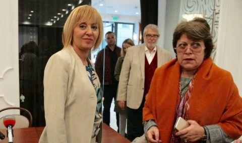 Татяна Дончева: Не е редно да сваляш карта, преди да ти е дошъл редът