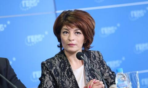 Десислава Атанасова отново захапа Радев и служебния кабинет - 1