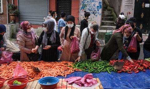 Облекчават мерките в Турция