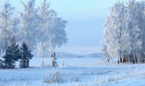 Температурни аномалии в Русия