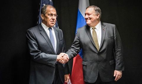Помпео: Надявам се, че Армения ще успее да се защити от Азербайджан!