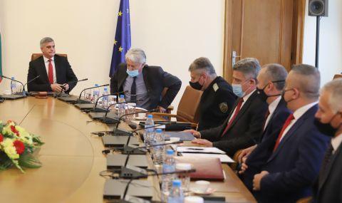Премиерът свиква заседание на Съвета по сигурността - 1
