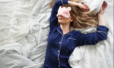 Спането по гръб вреди повече от алкохола и цигарите