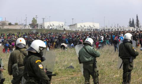 В Гърция арестуваха български трафиканти