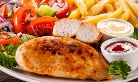 Рецепта на деня: Най-сочните мариновани пилешки пържоли