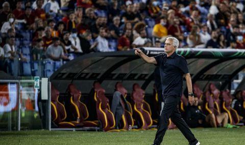 Моуриньо: Резултатът е фалшив и несправедлив, ЦСКА се бори и сражава - 1