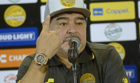Стотици изпратиха Марадона към болницата (ВИДЕО)