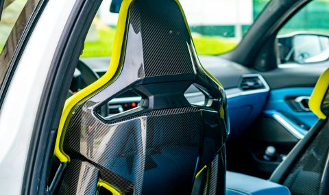 Тествахме новото BMW M4 Competition - 21