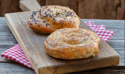 Рецепта на деня: Сукана баница със сирене и шунка - 1