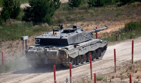Британската армия се отказва от танковете