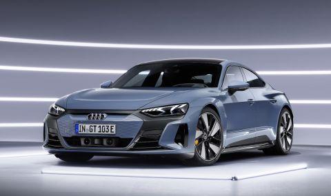 Audi ще запази традиционните предни решетки, въпреки електрическото бъдеще
