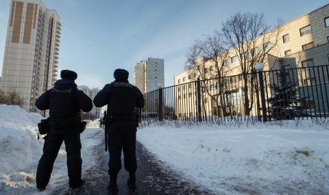 Офиси на опозиционно движение в Русия бяха обискирани